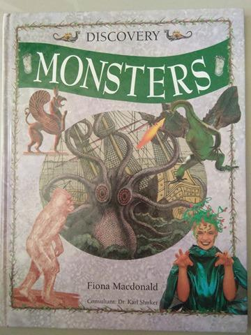 (Discovery) MONSTERS