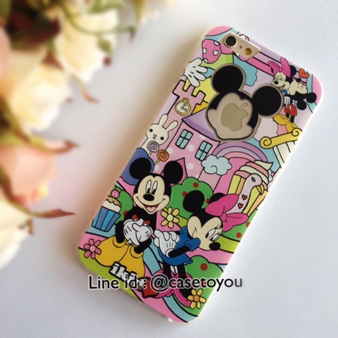 iKid Mickey Mouse iPhone 5/5S/SE