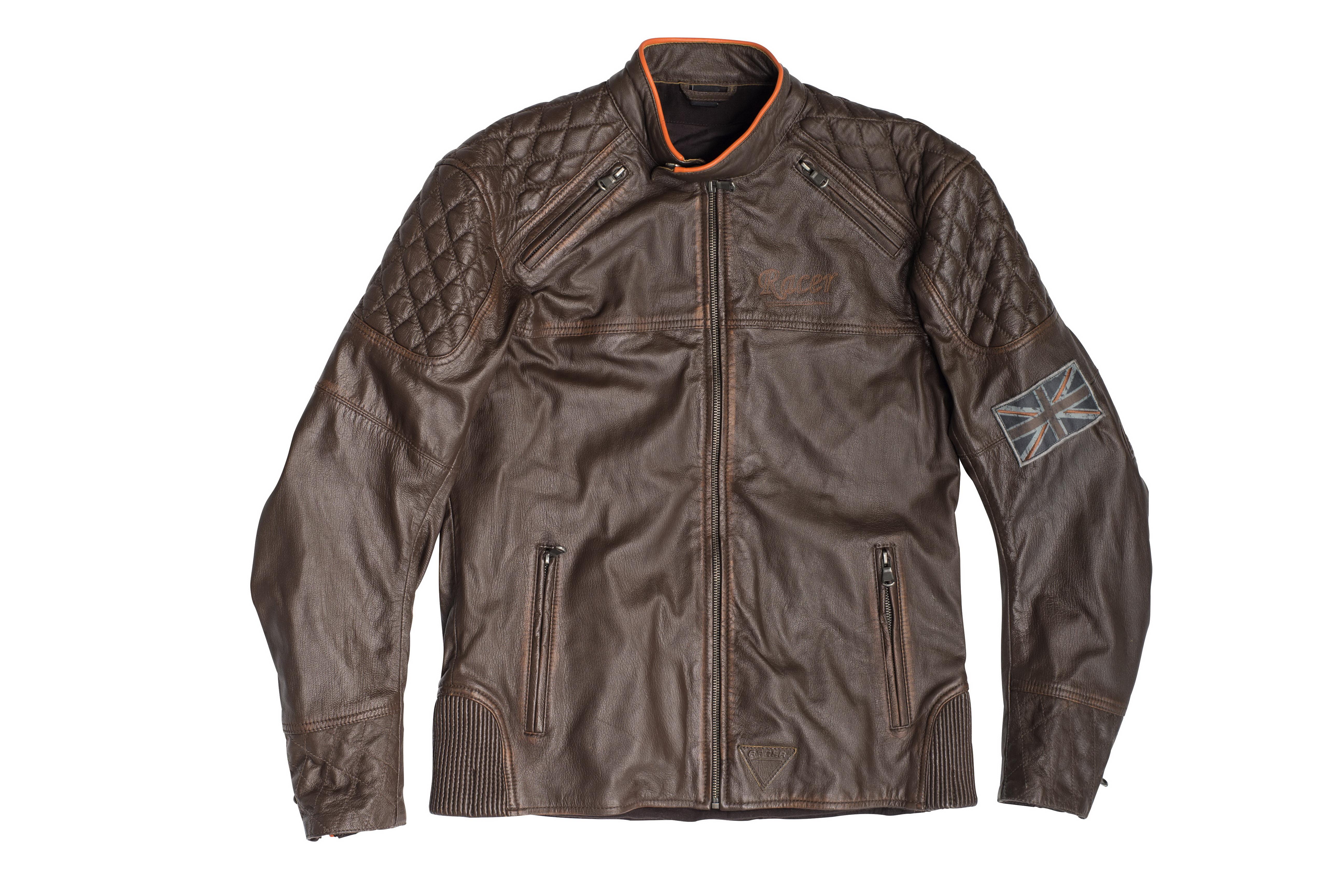 Recer Scrambler Jacket