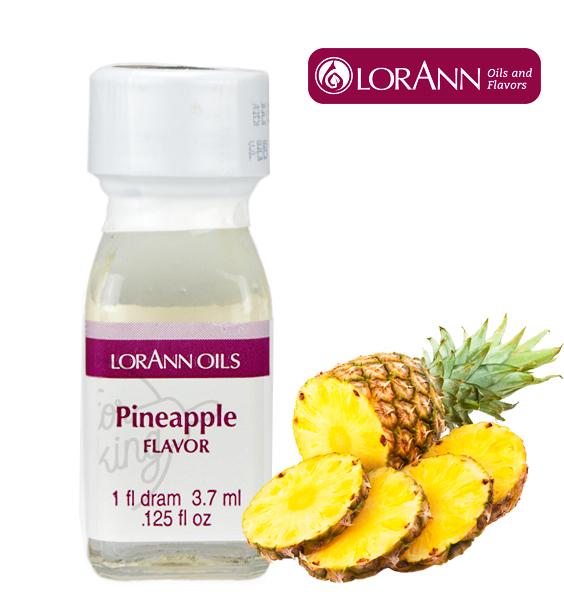 LorAnn Pineapple Flavor 3.7 ml.