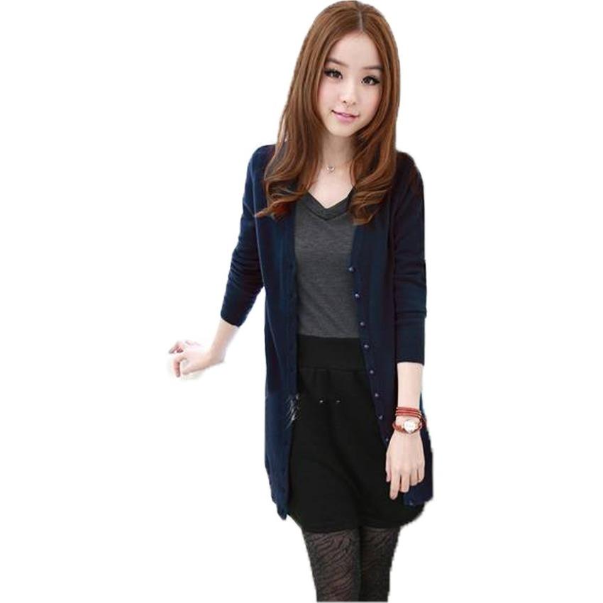 V-neck Long Sleeve Lace Mini Shop Fashion Dresses Online Black