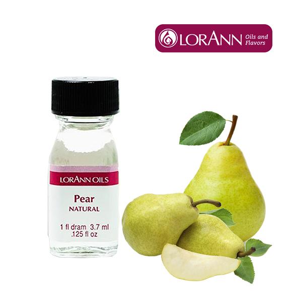 LorAnn Pear Flavor 3.7 ml.