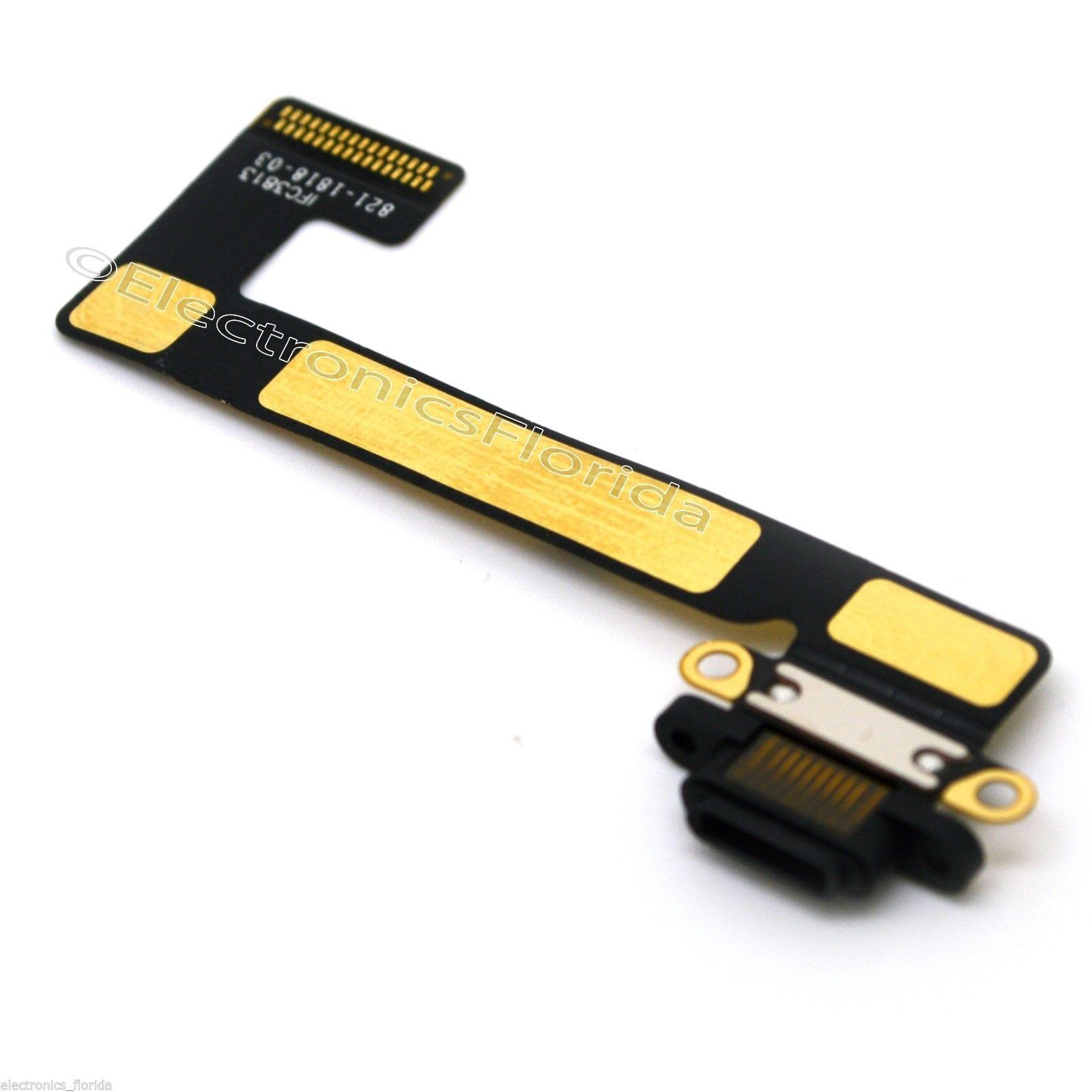 อะไหล่ไอแพด สายแพร USB iPad mini 2 (ดำ)