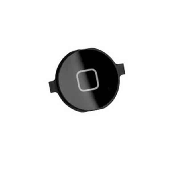 อะไหล่ไอโฟน ปุ่ม Home นอกไอโฟน 4 สีดำ