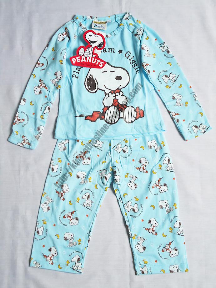 ชุดนอนสนูปปี้ (SNOOPY) เด็กเล็ก