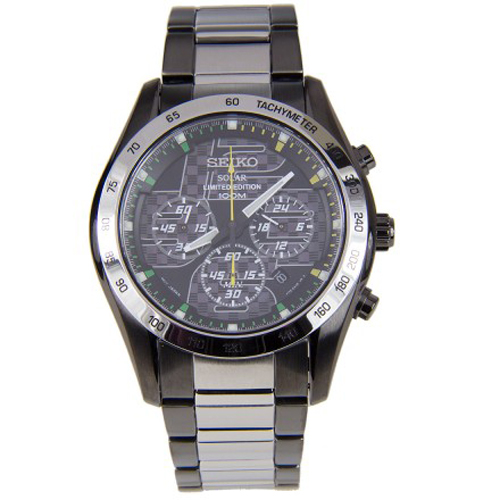 Seiko Solar Watch SSC073P1