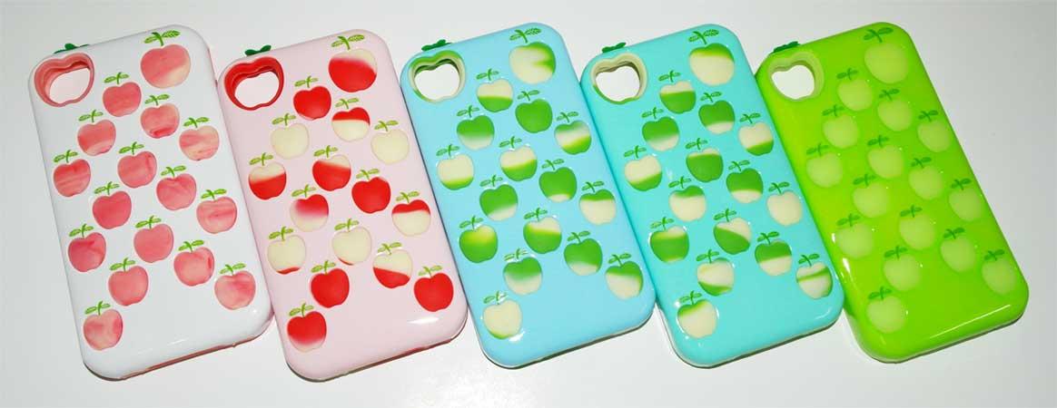 เคส iPhone 4, iPhone 4s - Creative apple