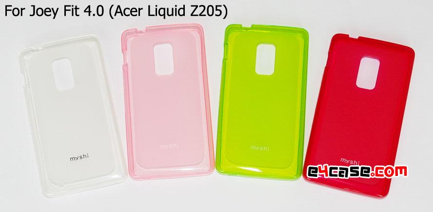 เคส Joey Fit 4.0 (dtac Acer Liquid Z205) - เคสยาง