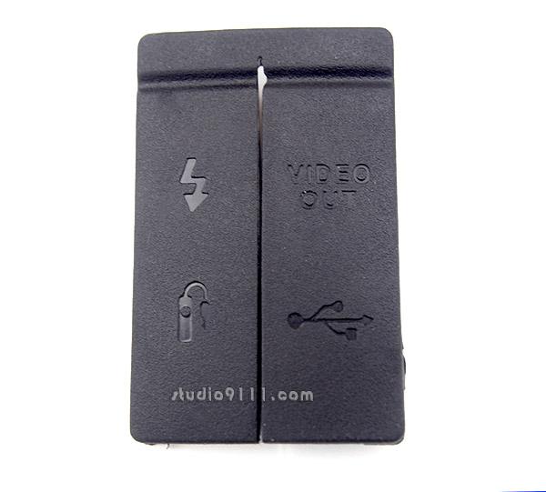 ยางปิดช่อง USB สำหรับกล้อง CANON EOS 40D