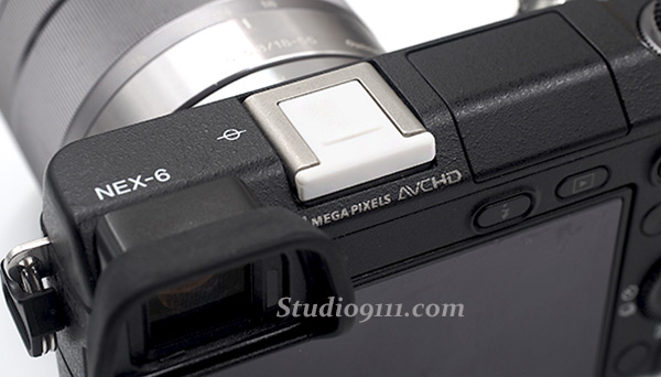 JJC HC-S Hot Shoe Cover ฝาปิดช่องเสียบแฟลช สีขาว ใช้ทดแทน SONY FA-SHC1M ใช้กับกล้อง SONY ได้หลายรุ่น