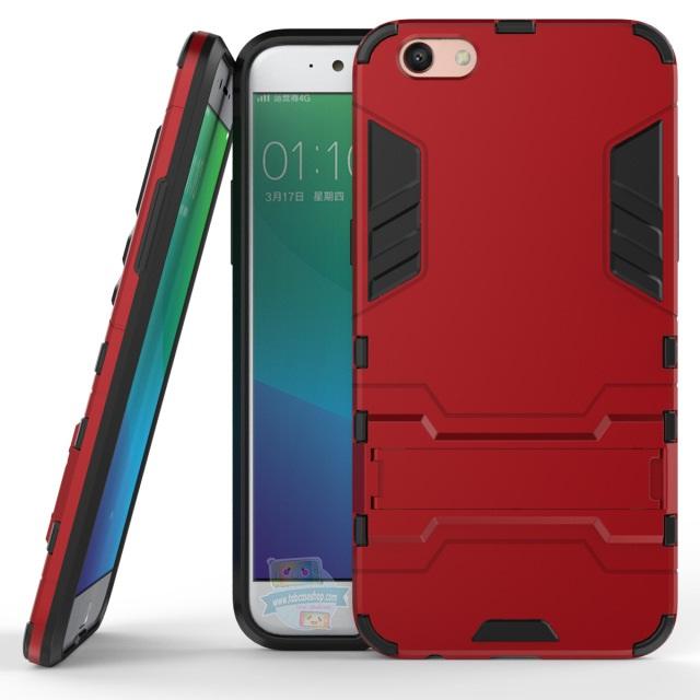 san francisco dfa74 de8c5 Case Oppo R9s Plus / R9s Pro เคส2ชั้นกันกระแทก Iron Man Case