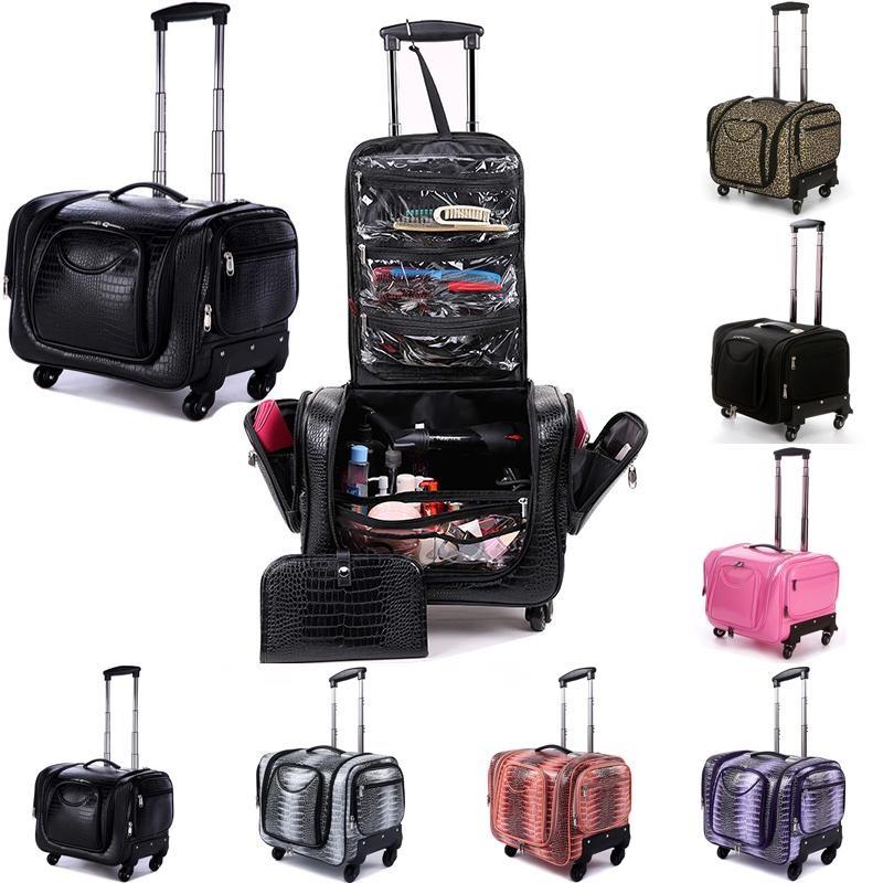 กระเป๋าเดินทางใบเล็ก รุ่น beauty ขนาด 16 นิ้ว