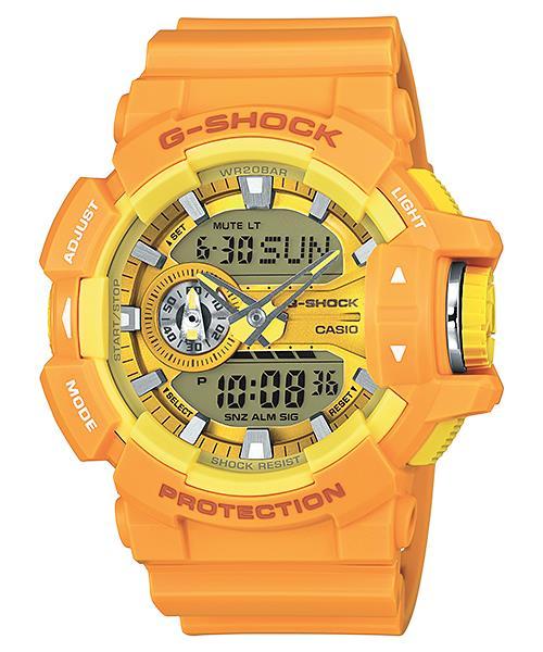 นาฬิกา คาสิโอ Casio G-Shock Limited Models รุ่น GA-400A-9A สินค้าใหม่ ของแท้ ราคาถูก พร้อมใบรับประกัน