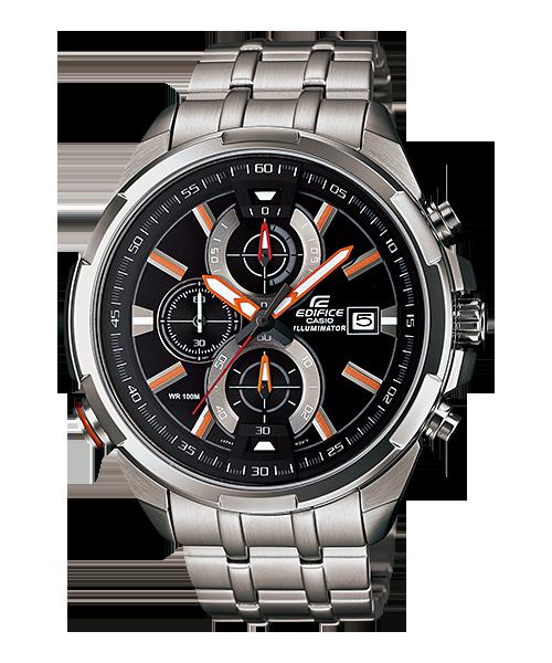 นาฬิกา คาสิโอ Casio Edifice Chronograph รุ่น EFR-536D-1A4V สินค้าใหม่ ของแท้ ราคาถูก พร้อมใบรับประกัน