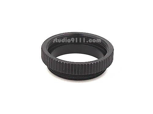 Macro Extension Tube C Mount Ring For CCTV Lens (มาโครริง) สีดำ
