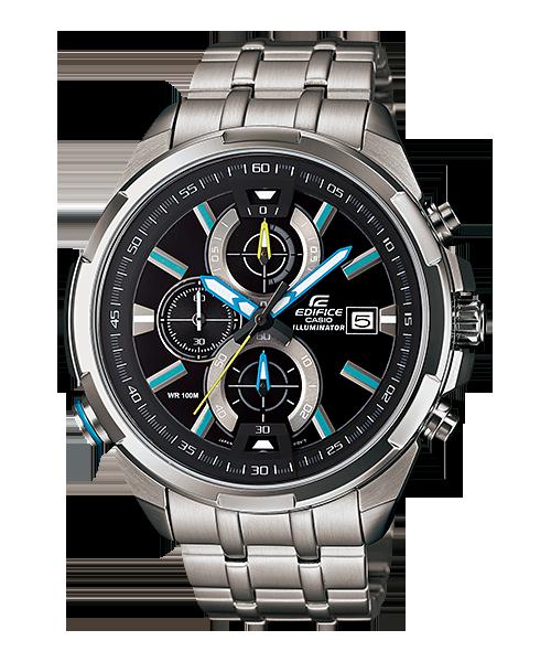 นาฬิกา คาสิโอ Casio Edifice Chronograph รุ่น EFR-536D-1A2V สินค้าใหม่ ของแท้ ราคาถูก พร้อมใบรับประกัน