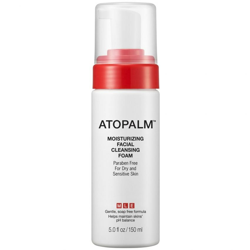Atopalm Moistirizing Facial Cleansing Foam 45 ml.
