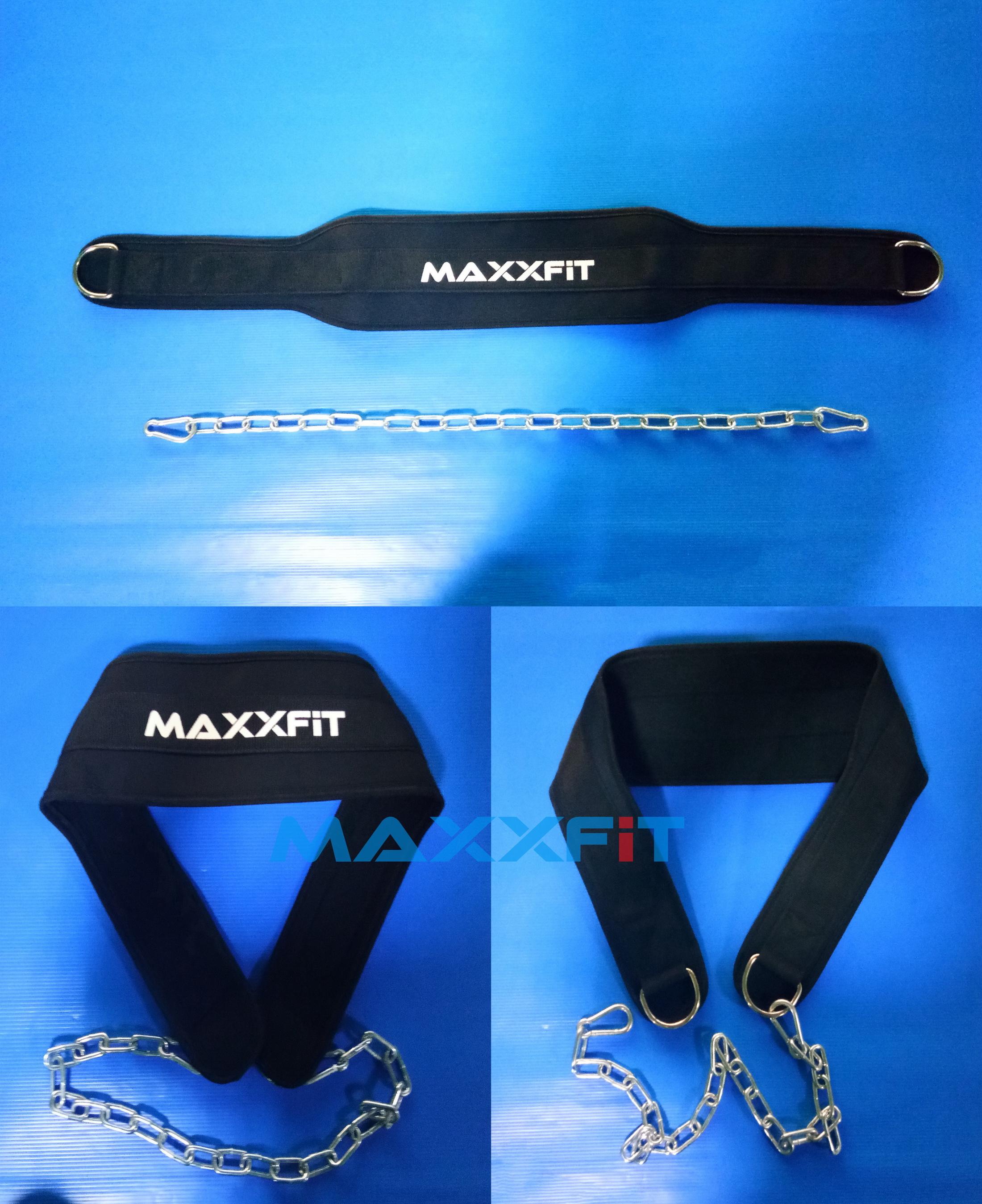 ขาย เข็มขัดโซ่ถ่วงน้ำหนัก MAXXFiT