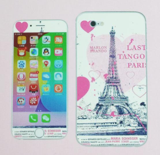 ฟิล์มลาย iPhone 6, iPhone 6s - JDO