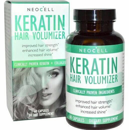 Neo cell Keratin Hair Volumizer