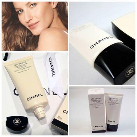 Chanel Les Beiges All-In-One Healthy Glow Cream SPF 30 / PA++ No 10 รวมทั้งเบส รองพื้น กันแดดไว้ในหนึ่งเดียว ปกปิดอย่างลึกซึ้ง