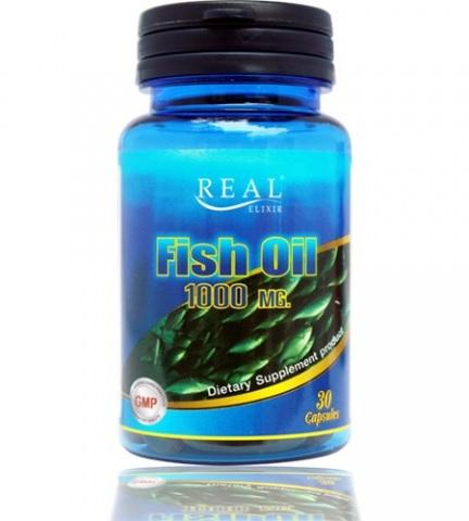 Real Elixir Fish Oil 1000mg สำเนา