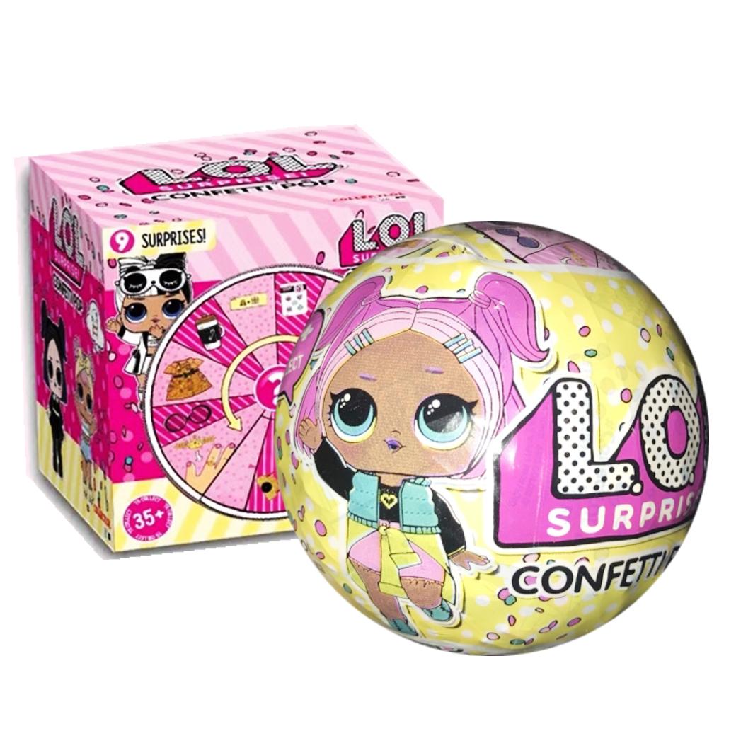 LO067 L.O.L. Surprise ตุ๊กตา 9 ชั้น POP ได้เหมือนของแท้