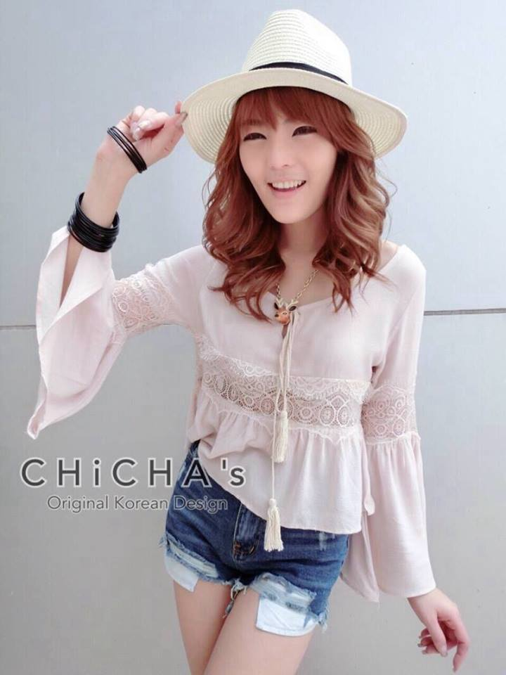 So Chill Blouse C141-45A07