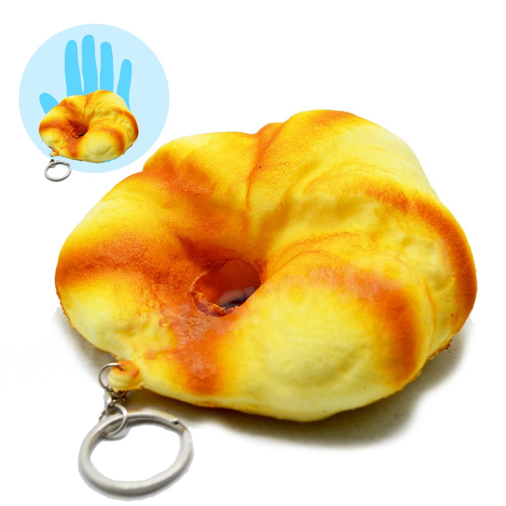 CA772 สกุชชี่ ครัวซอง ขนาด 10cm (soft) มีกลิ่นขนม