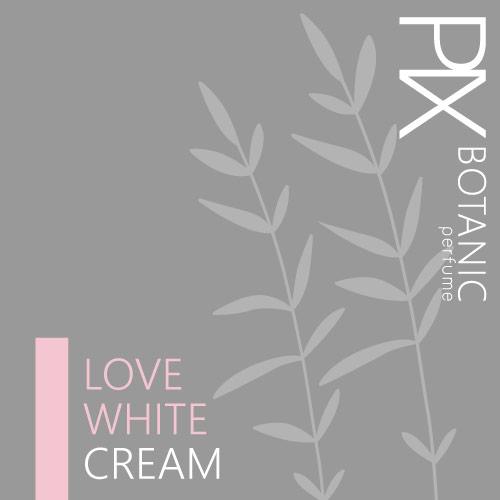 PIX Botanic Perfume Love White Cream