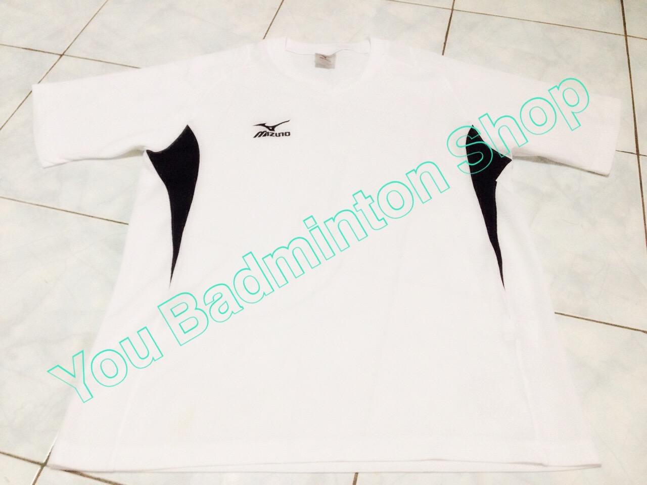 เสื้อ Mizuno มือสองสภาพใหม่ แท้ 100% (Made in Indonesia)