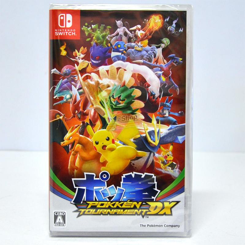 Nintendo Switch™ Pokken Tournament DX Zone JP, Japanese @ 1890.-