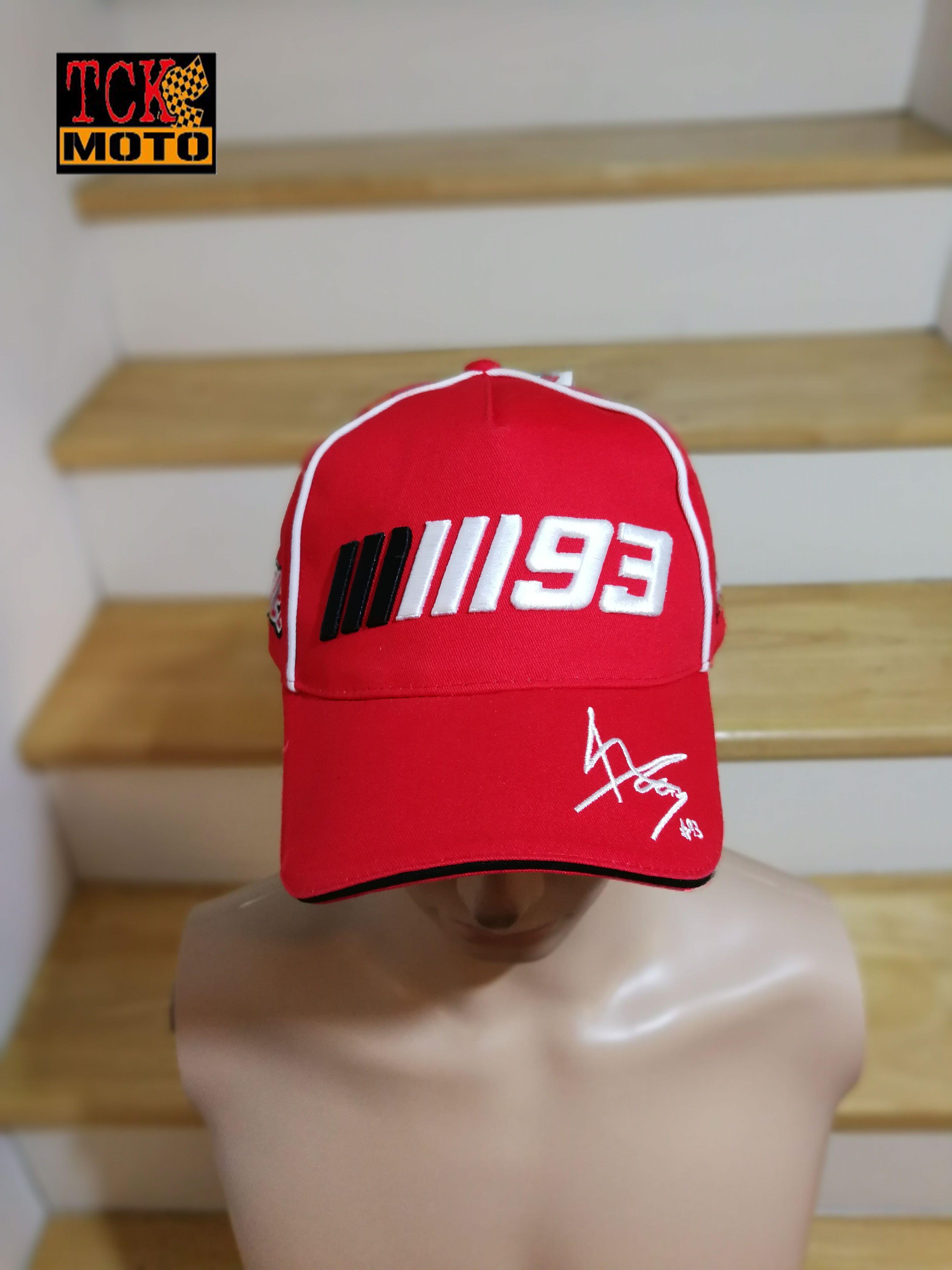 หมวก MotoGp Honda93 red #2