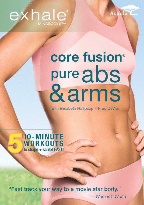 Exhale Core Fusion Pure Abs & Arms