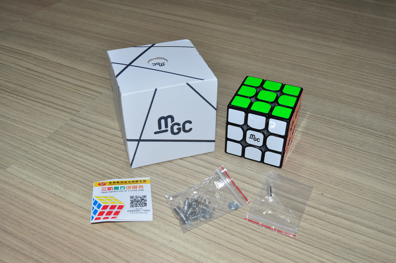 YJ MGC 3x3 Black