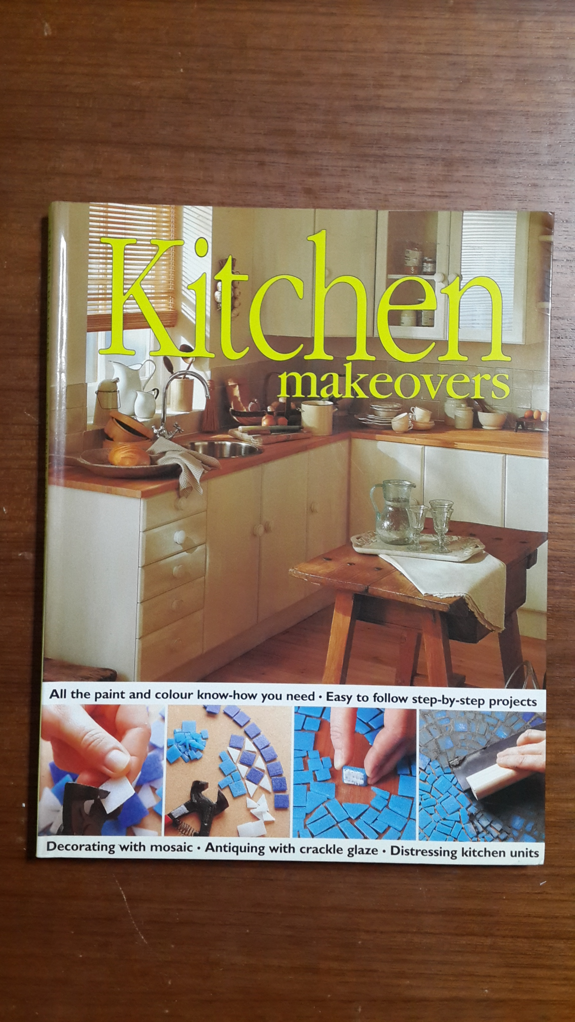 Kitchen makeovers / CATHERINE CUMMING