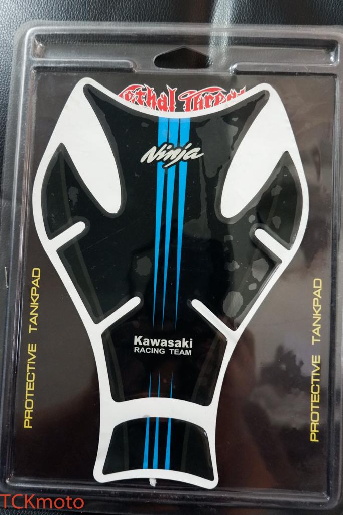 สติกเกอร์กันรอยถัง Ninja 3D