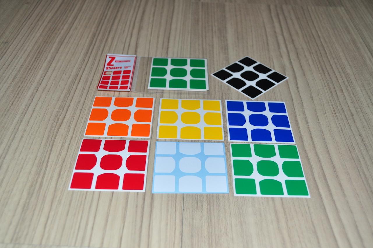 Z-Sticker for WeiLong GTS Standard [ZSWLGTS1]