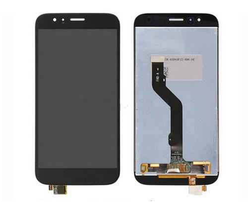 ราคาหน้าจอชุด+ทัชสกรีน Huawei G7 PLUS สีดำ แถมฟรีไขควง ชุดแกะเครื่อง อย่างดี