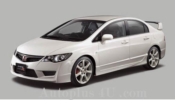 ชุดแต่ง Civic FD Type-R