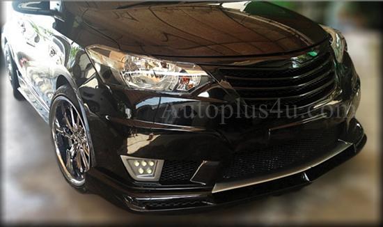 ชุดแต่ง Toyota vios 2014 ทรง C Spor new version