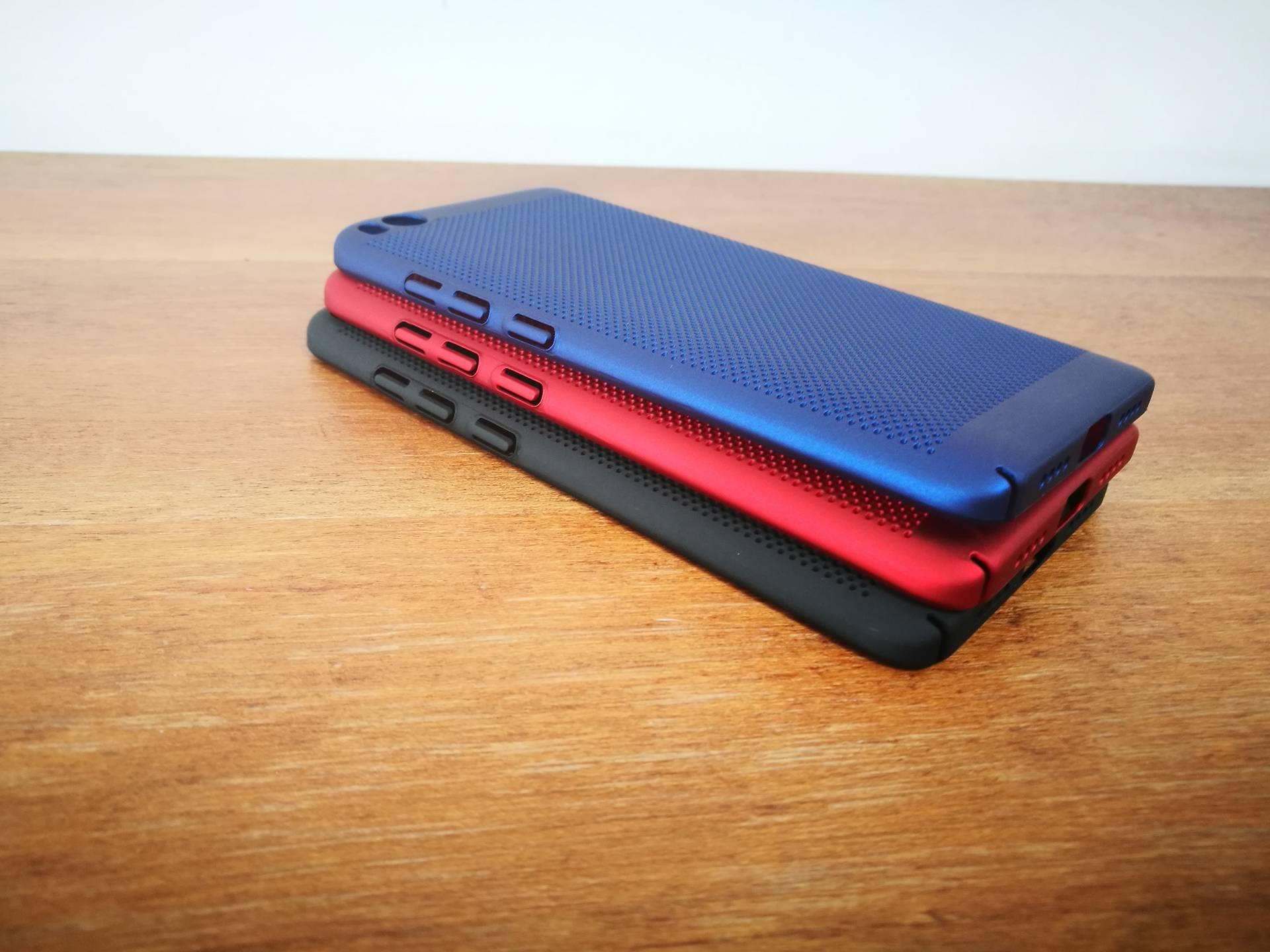 เคส Xiaomi Mi5s PC Cooling Frost Shield Case