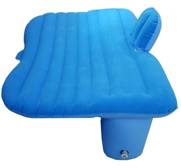 ที่นอนเป่าลม สีฟ้า