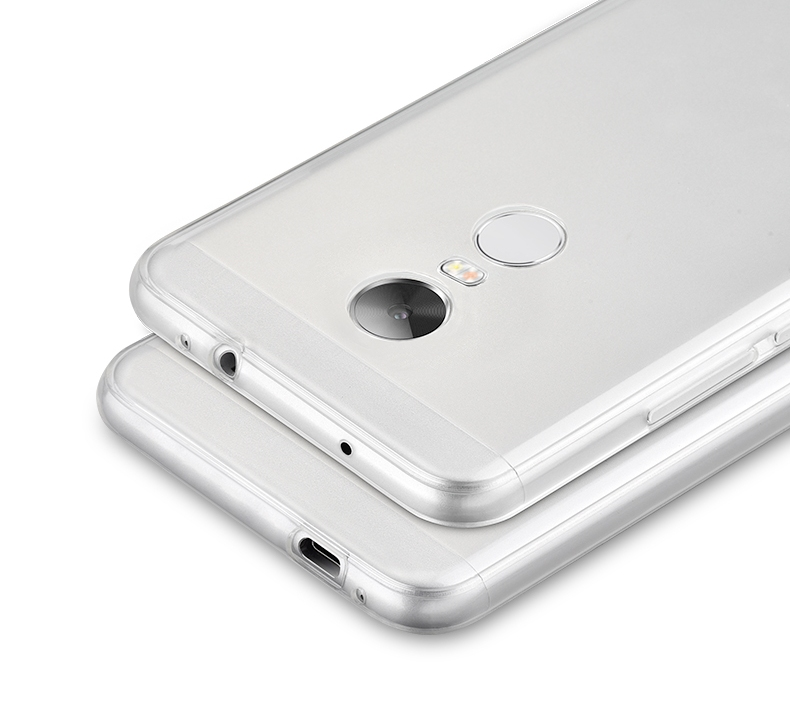 เคส Xiaomi Redmi Note 3 DFIFAN TPU แบบนิ่ม สีใส