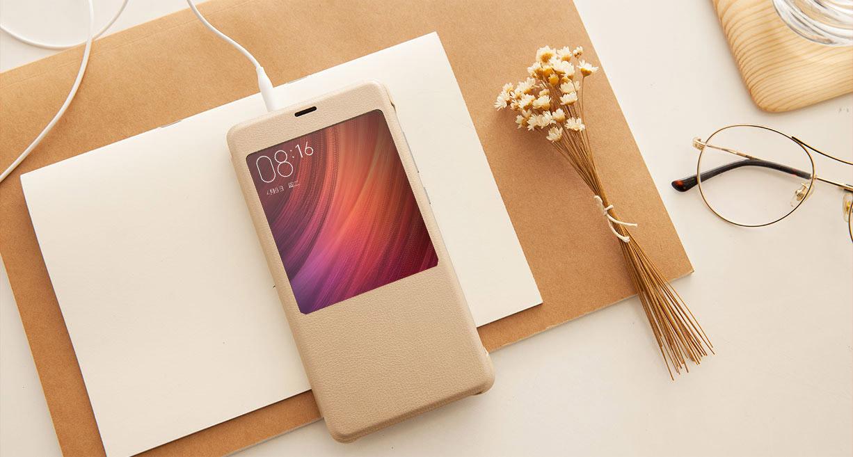 เคส Xiaomi Redmi Pro Original Smart Display Flip Case