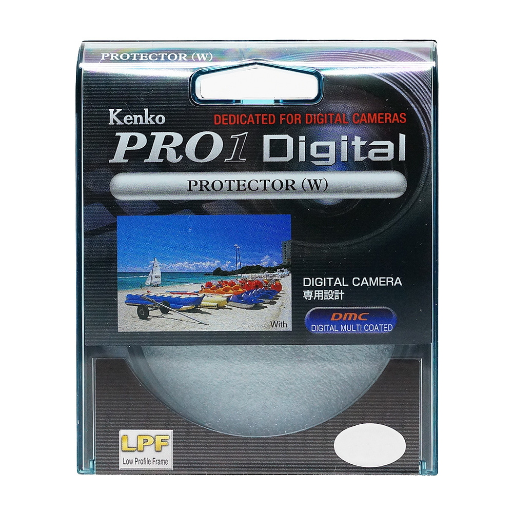 Kenko 62 mm Pro 1 D Digital Protector Filter