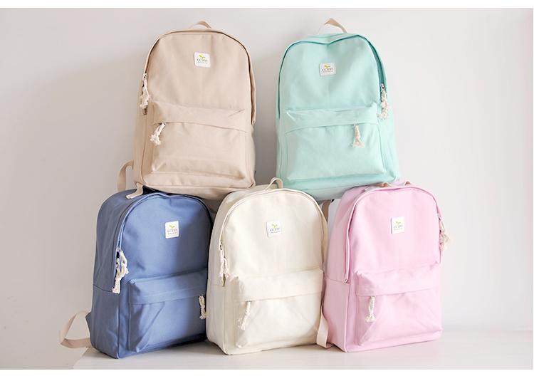 กระเป๋าเป้ Pastel lover
