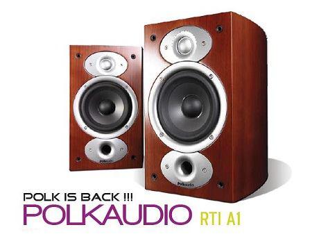 Polk Audio Rti A1