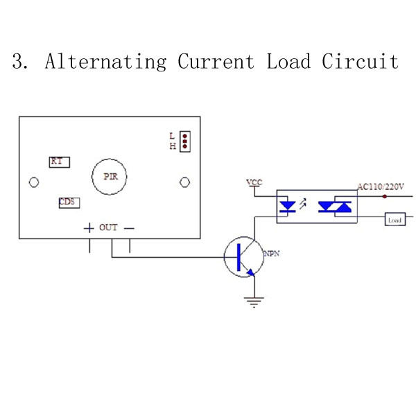Alternating Current Load Circuit