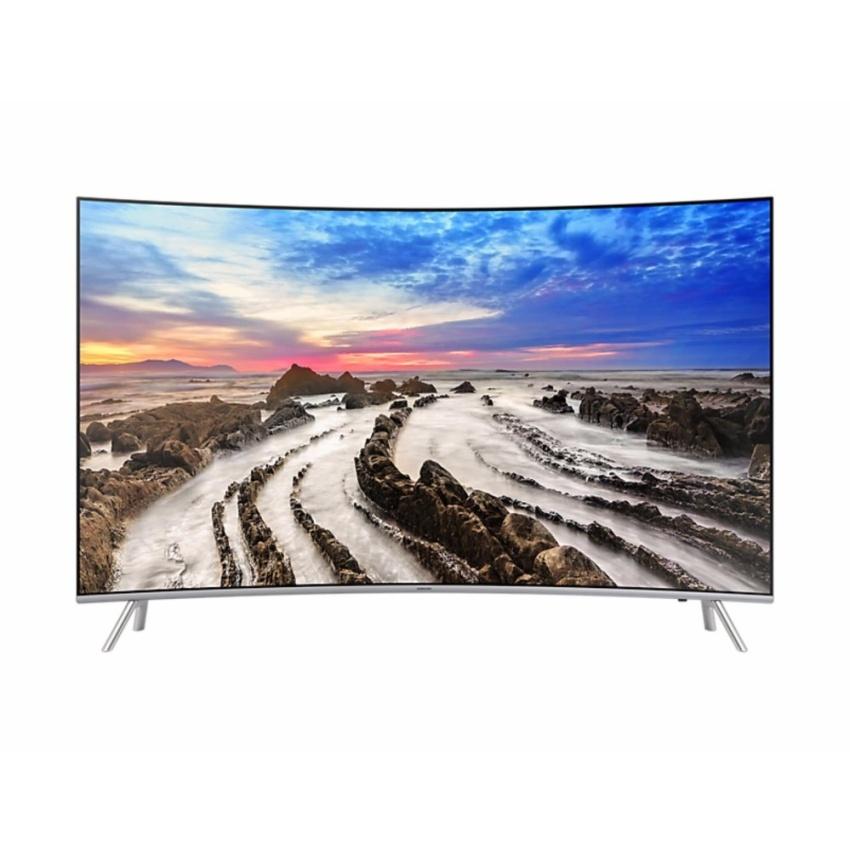 Samsung 55 in. Premium UHD Curved TV UA55MU8000K